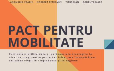 Raport pact pentru mobilitate
