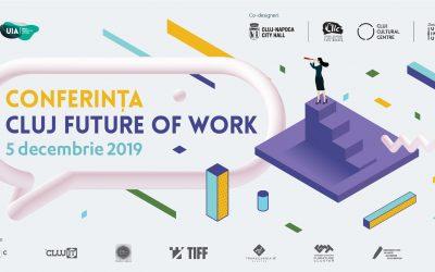 Conferința Cluj Future of Work