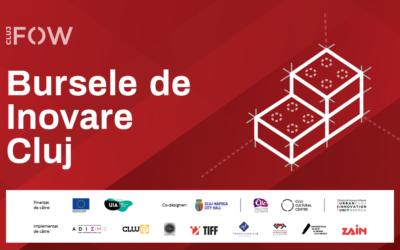 Bursele de Inovare Cluj, un mecanism de încurajare a schimbărilor sistemice prin inovație în procese de colaborare public – privat